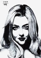 Amanda Seyfried by RockStarLtdEdition