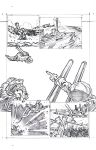 Carriers - Wings of the Past Page 7 Pencils by KurtBelcher1