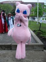 Anime North 2011 - Mew by SweetNegative