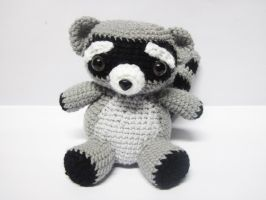 rocky raccoon by SNCxCreations