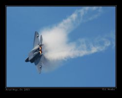 Raptor Vapors by jdmimages