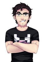 Markiplier butts by R0cket-Cat