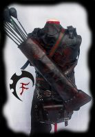 Bandit quiver by Feral-Workshop