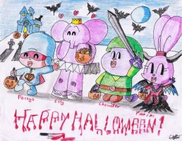 HAPPY HALLOWEEN-2010 by murumokirby360