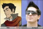 Mako Totally Looks Like Zak Bagans by CaliforniaHunt24