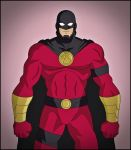 Red Robin - Batman Unlimited - Animal Instincts by DraganD