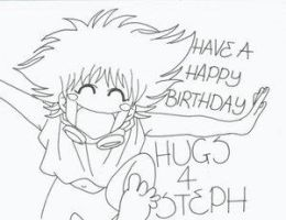 Ed: Happy Birthday by narcotizedfear