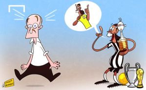 Ronaldinho adds another title to prove to Scolari by OmarMomani