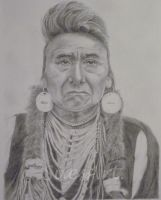 Chief Joseph by SueMArt