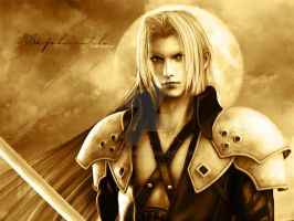 Sephiroth by Yuukicchi