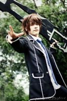 Guilty Crown ~ Ouma Shu II by YamatoTaichou