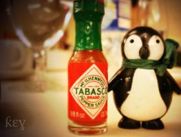 Spicy Penguin by key6009
