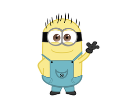 a Minion (first time) by kuren247