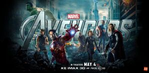 ''The Avengers'' movie banner by AndrewSS7