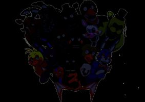 FNAF 3 HYPE by RiiPause