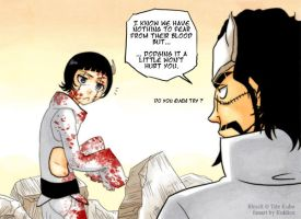 Bleach 591 - Do you even try? by Koklico