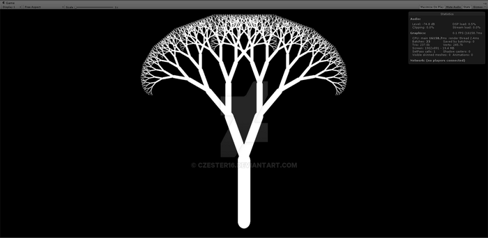 Generated tree by Czester16