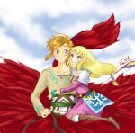 The legend of Zelda-Skyward sword by Faith92