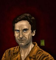 Ted Bundy - Color by The-Real-NComics