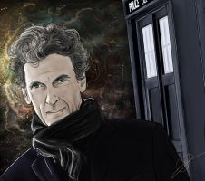 Twelfth Doctor by PatheticMortal