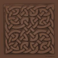 Celtic Carving by phoenixkeyblack