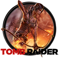 Tomb Raider 2013 Dock Icon by OutlawNinja