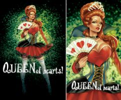 Queen of Hearts by Elias-Chatzoudis