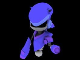 Metal sonic picture 2 by andril