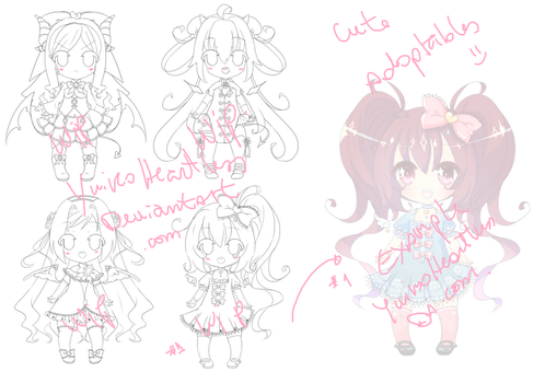 new adoptable - wip by YuikoHeartless