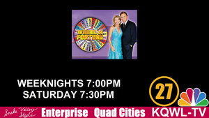 Wheel Of Fortune Promo for KQWL-TV (2001-2003) by revinchristianhatol