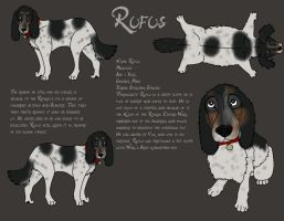 Rufus OC Character Profile by FoxxyTheAnarchist
