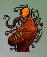 Carnage Villian by commanderlewis