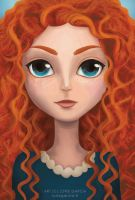 MERIDA by titevala