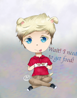 Niall the Puppy by Rin-luver