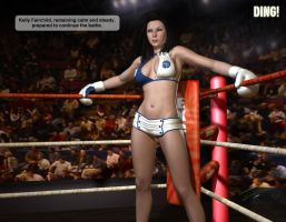 Morgan Mace vs The English Rose 15 by cpunch