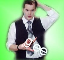 Ianto Jones - Gleek by razmataz08