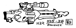 H36-36 ''Banisher'' by 44thwindsword