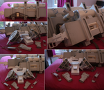 Attack on Titan: 3DMG WIP 4 by Gregggle