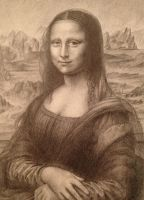 Mona Lisa by JujuFei