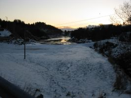 winter on Bomlo by Charon1