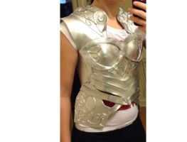 Lady sif armor by Acl87