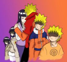 Naruhina Now and then V3_Matt by MasterLink01