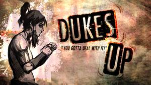 Korra - Dukes Up by checkers007