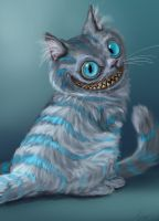 Cheshire Cat by 8kx