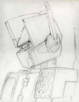 Optimus - Pencils 2 by EmeraldBeacon