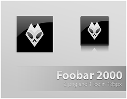 Foobar2000 icon by ap-graphik
