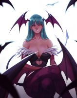Morrigan by liyart