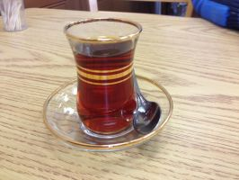A turkish Tea... by Topas2012