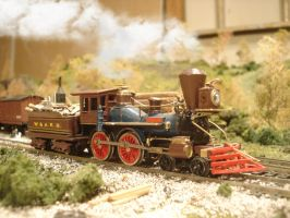 The Texas HO Scale by Eddie-Sand