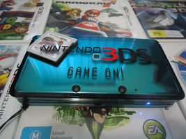 Nintendo 3DS - GAME ON! by Darkyoshi67
